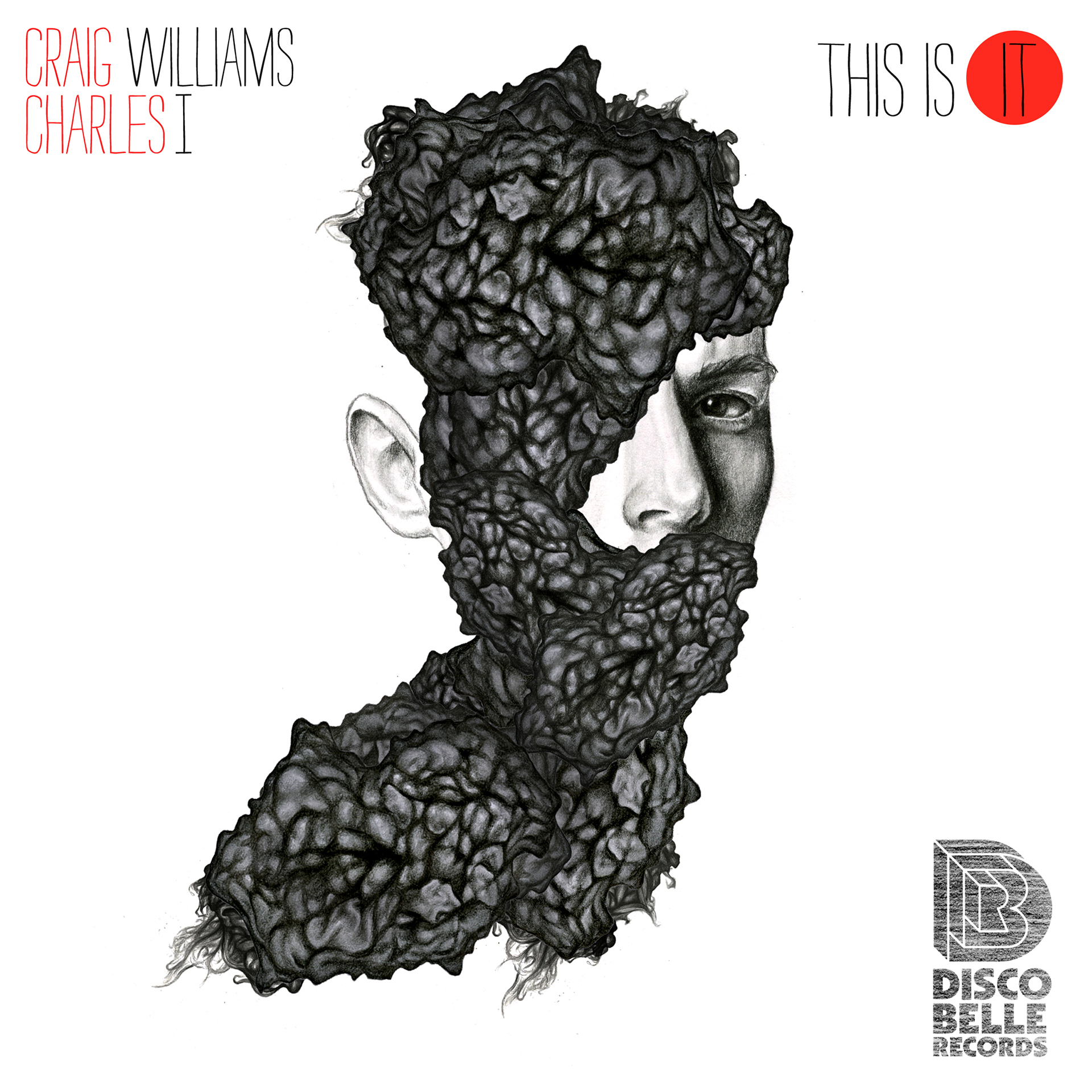 Julia Szulc Illustration. Album cover Craig Williams and Charles 1.