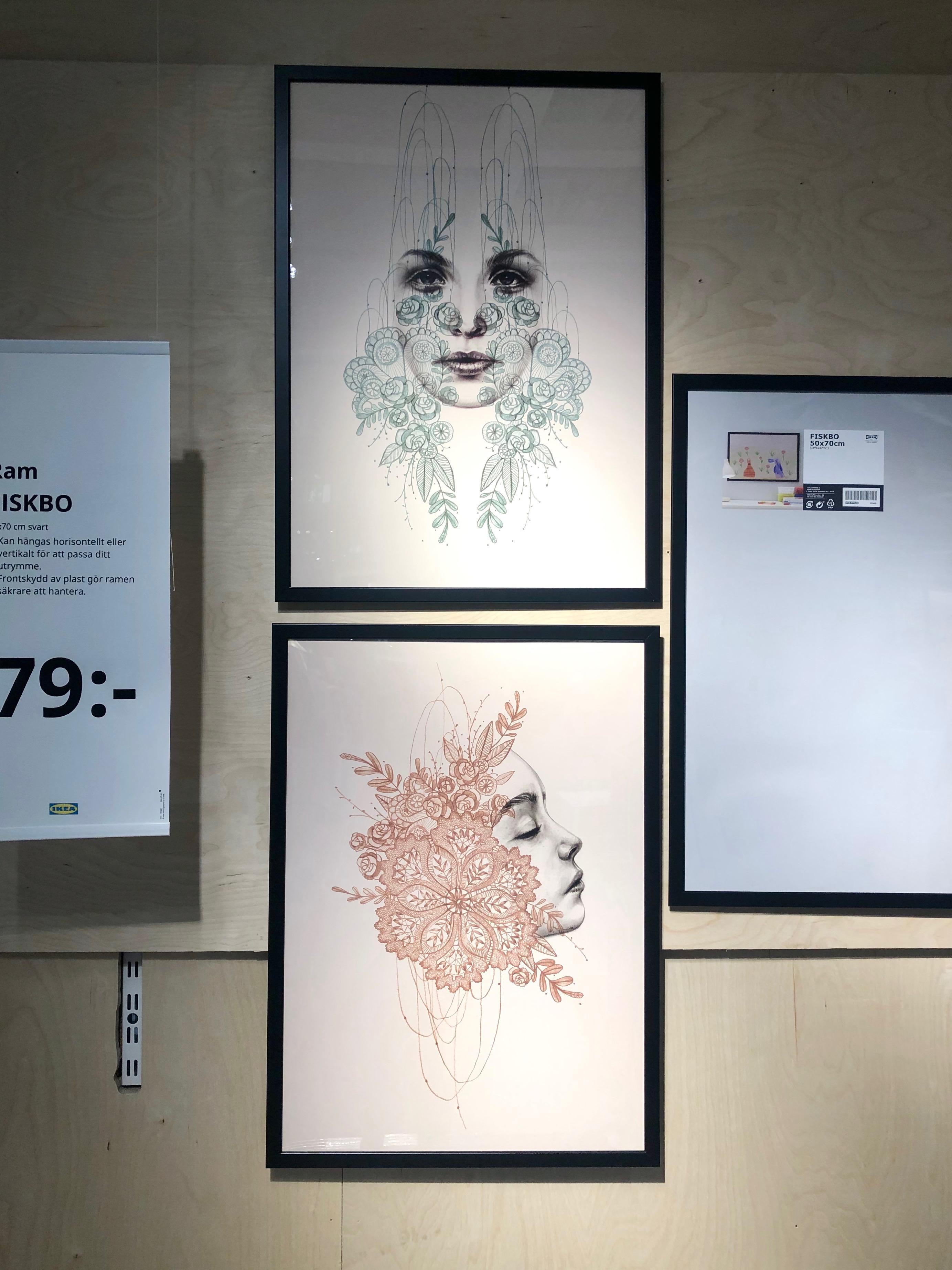 Ikea in Store